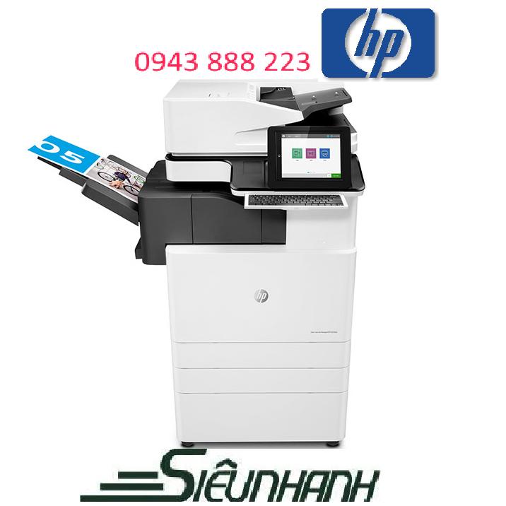 Máy photocopy đa chức năngHP Color LaserJet Managed MFP E87640dn