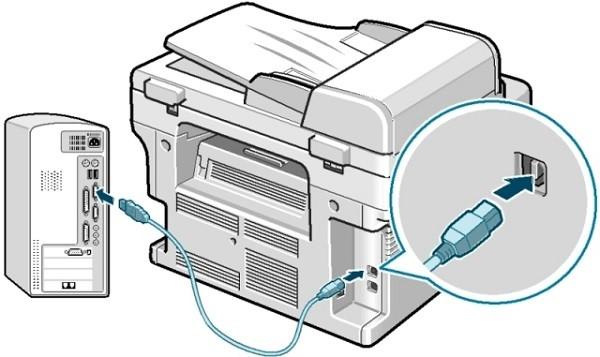 Hướng dẫn cách kết nối máy tính với máy photocopy