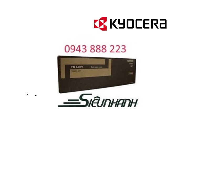 Mực TK 6309 Dùng cho máy TASKalfa4501i/5501i