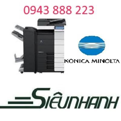 Máy photocopy Konica minolta Bizhub 758